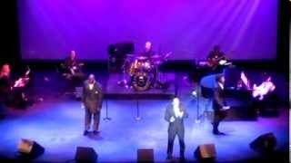 Glenn Leonard, Joe Coleman and Andre Jackson performing