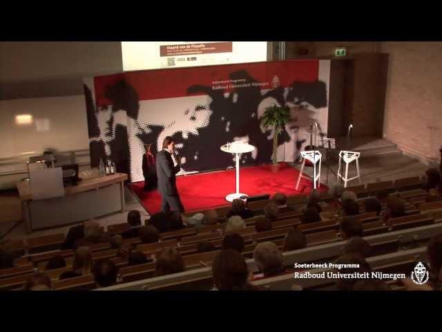 Lezing Ad Verbrugge: Offer van de liefde - Filosofisch Festival Nijmegen 2013