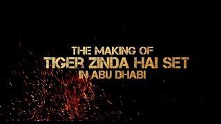 The making of Tiger Zinda Hai set in Abu Dhabi