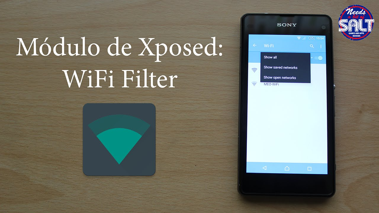 Wifi Filter Xposed