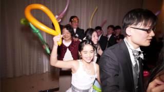 Video Clip Recepcion  Hatsumi   Shungo