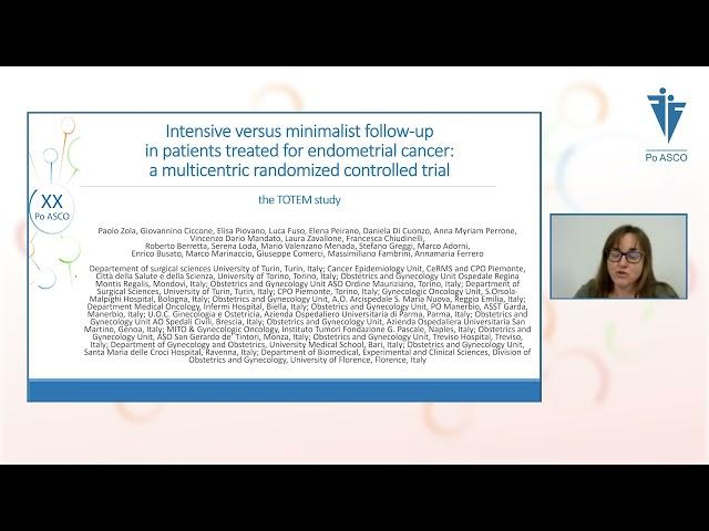 Sesja 2 dzień drugi - Nowotwory ginekologiczne