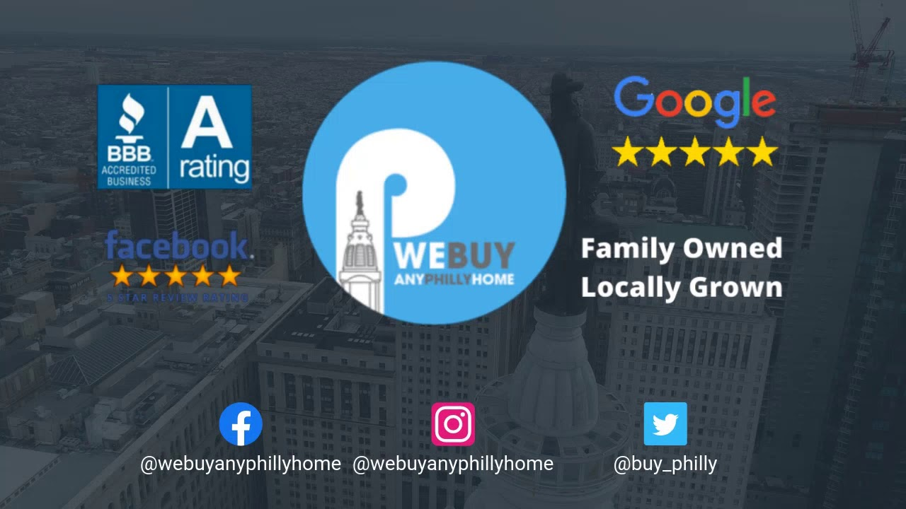 We Buy Any Philly Home!