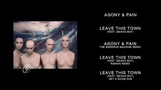 Get A Room ! - Agony & Pain (The Emperor Machine Remix)