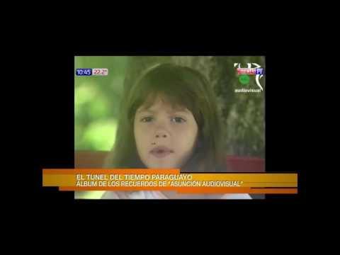 'Asunción Audiovisual', la página que nos transporta en el tiempo