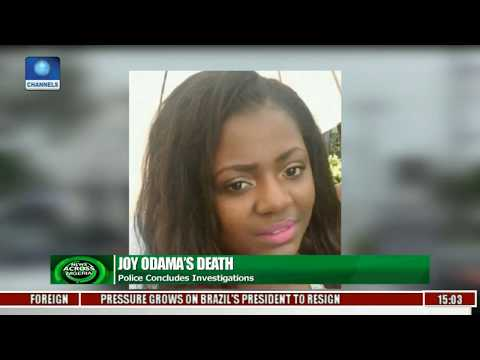 Police To Take Suspects In Joy Odama's Death To Court