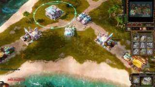 Command and Conquer Red Alert 3 (Empire vs Soviets)