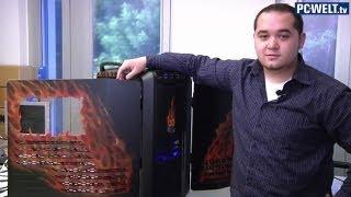 PC-WELT Höllenmaschine 4 - die Komponenten im Detail