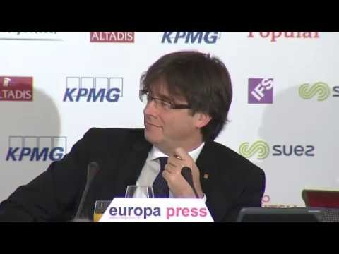 Desayuno Informativo de Europa Press | Carles Puigdemont