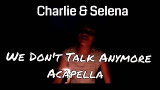 We Don't talk anymore Acapella - Charlie puth & Selena Gomez | Jessica Jennifer Royan |