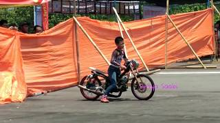 Joki Cah Cilik AJM12TEAM Berani GassPoll SD Kelas 5 Drag Bike