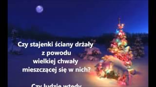 """""""2000 Decembers ago"""" Joy Williams - """"2000 lat temu w tę noc"""" ( z polskim tekstem)"""