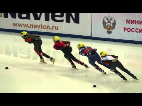 European Championships Short Track Sochi 2016 Heats Ladies 1000m