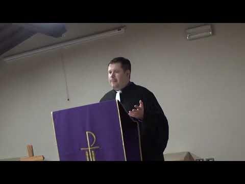 Sermone Su Giovanni 8,1-11; Gesù E L'adultera - Rev. A. Panerini - 7 Aprile 2019 - CPU Firenze
