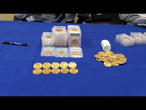 $20 US Gold Coins- GOLD SPECIAL! Episode 24