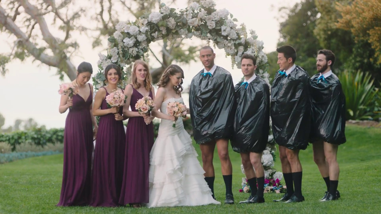 The Black Tux Wedding Photos - YouTube