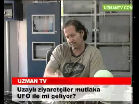 Uzaylılar UFO İle Mi Gelir ?