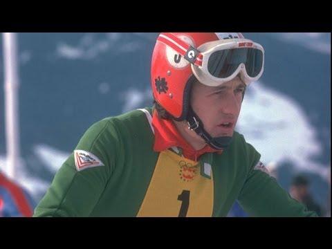Franz Klammer Wins Downhill Skiing Gold Innsbruck 1976 Winter
