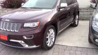 2015 Jeep Grand Cherokee Summit Review