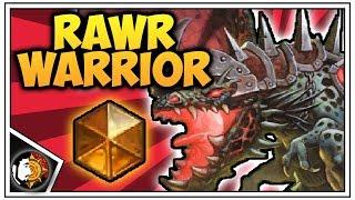 Hearthstone: Legend Dragon Warrior - Rise Of Shadows