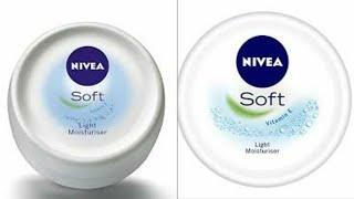 nivea soft vitamin e light moisturiser cream |review