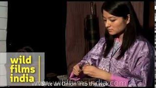 how to make bhutan s national dish ema datshi