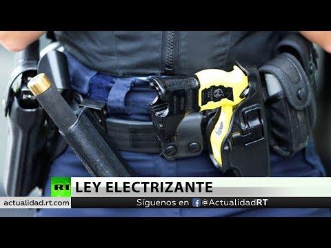 Argentina Autoriza El Uso De Pistolas Taser En Sus Fuerzas De Seguridad