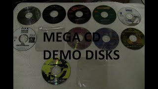 Mega CD Demo Disks - Mega Powe…