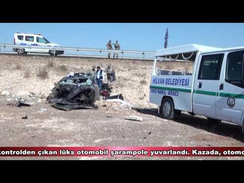 Diyarbakırlı İşadamı, Hilvan'da Kazada Öldü