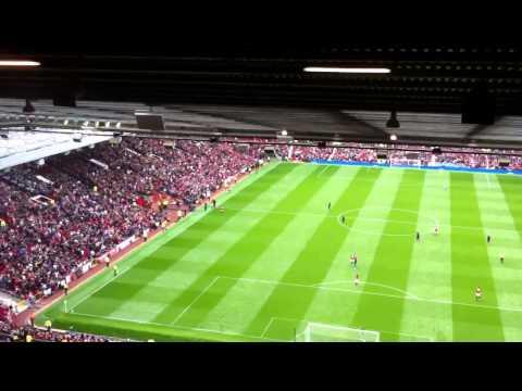 Fellaini Debut Old Trafford Manchester United