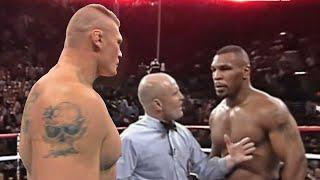 Mike Tyson vs Titans - A Brutal Knockouts