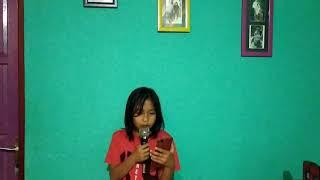 DANCE MONKEY KARAOKE by anak sd kelas 4