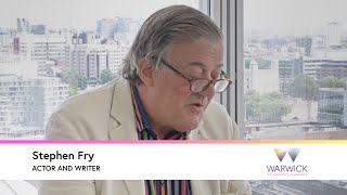 Repeat youtube video Stephen Fry reading John Keats' 'Ode to a Nightingale'