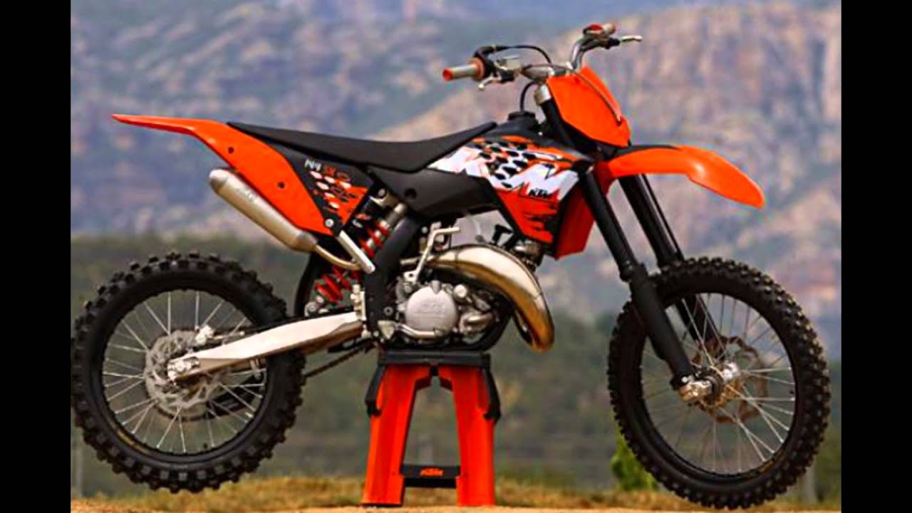 12 image de moto cross route ktm youtube. Black Bedroom Furniture Sets. Home Design Ideas