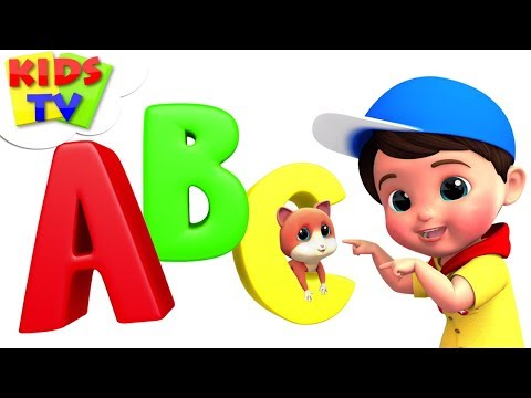 Phonics Song   Junior Squad Cartoons   Preschool Learning Videos & Kindergarten Songs - Kids TV