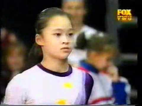 Xiaojiao Sun 1999 Canberra Cup Vault All Around