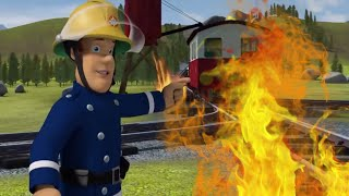 Fireman Sam US | Let's Go Take Care Of This Fire! 🔥Fire Rescue 🚒  Kids Movie