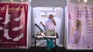 Международная выставка Wedding Fashion Moscow Свадебная,Вечерняя мода и Аксессуары