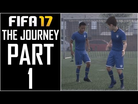"""FIFA 17 - The Journey - Let's Play - Part 1 - """"U11 Regional Cup Finals"""""""