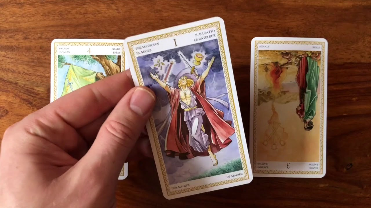 tarot reading november 23
