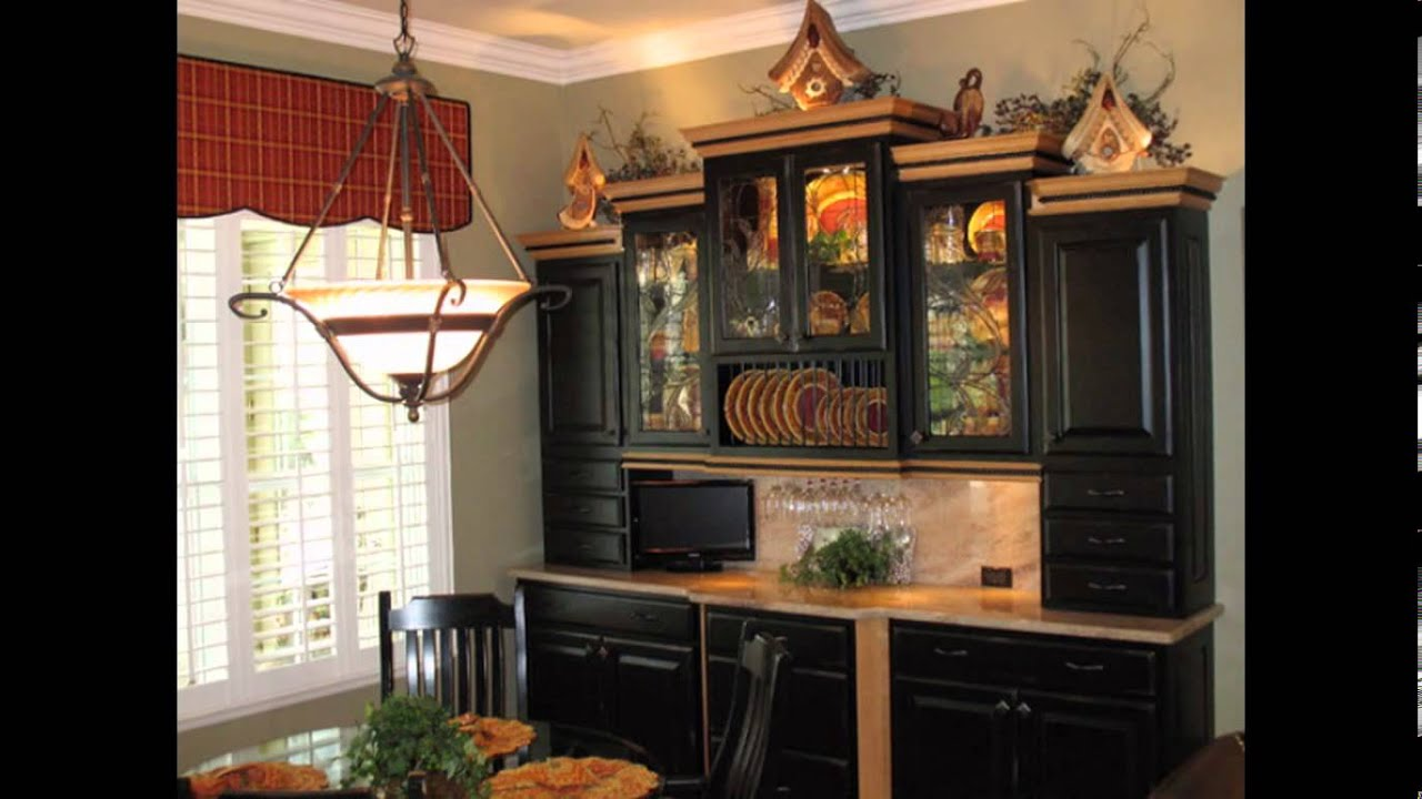 Charmant Dining Room Hutch | Corner Dining Room Hutch | Dining Room Corner Hutch    YouTube