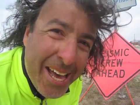Seismic Crew Ahead - Not Too Shabby!