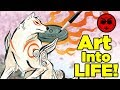 How Okami Made Art Style THAT MATTERS! | Culture Shock