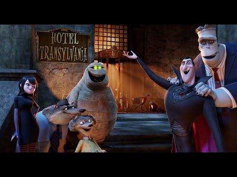 Отель Трансельвания игра