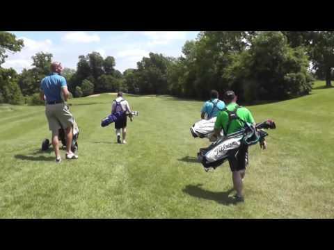 Round 3 Charity marathon At Orchardleigh Golf Club 21 June 2013