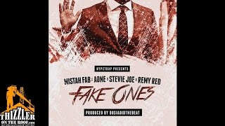 Mistah FAB, Stevie Joe, AOne, Remy R.E.D. - Fake Ones [Prod. DosiaDidTheBeat] [Thizzler.com]