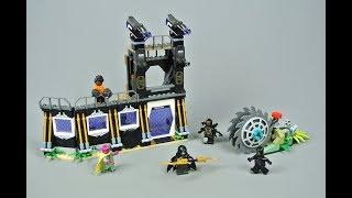 LEGO 76103 Corvus Glaive Tresher Attack  REVIEW  Türkiye'de İLK!