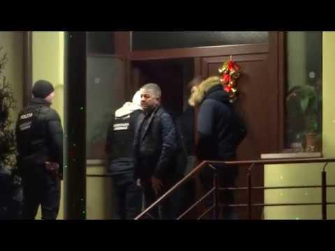 [video brut] Chirurgul Mihai Lucan săltat de procurorii DIICOT