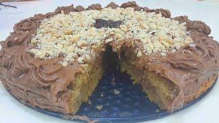 Gâteau de mousse au chocolat (Gâteau Moka)