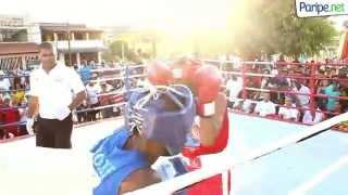 Campeonato de Boxe em Paripe